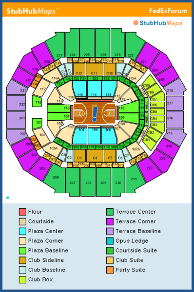 FedExForum