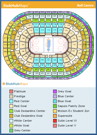 alfa img showing gt bell centre seating