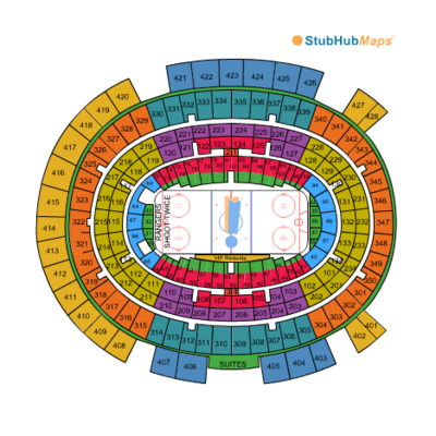Madison Square Garden Seating Chart Pictures Directions