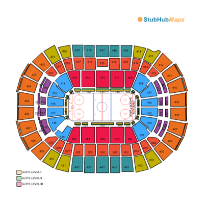 Verizon Center Washington Dc Seating Chart Rows Starbucks