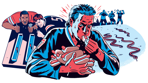 Sports Gambling Odd 3