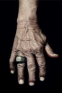 John Force's right hand