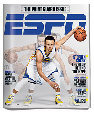 Golden State Warriors Stephen Curry became NBA\'s best point guard