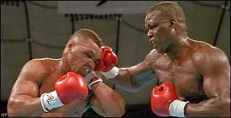 Mike Tyson & Buster Douglas