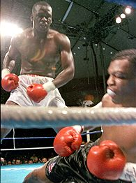 James Buster Douglas/Mike Tyson