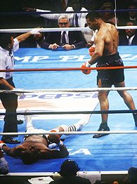 Michael Spinks/Mike Tyson
