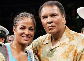 Laila Ali/Muhammad Ali