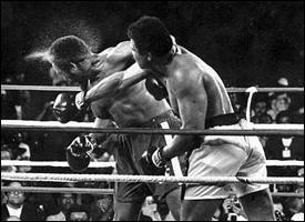 George Foreman/Muhammad Ali