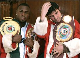 Jeff Lacy/Joe Calzaghe