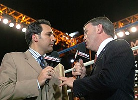 Joe Tessitore/Teddy Atlas
