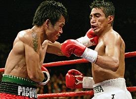 Manny Pacquiao/Erik Morales