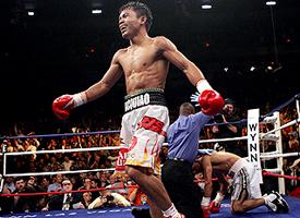 Manny Pacquiao/Kenny Bayles/Erik Morales