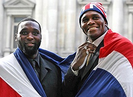 Danny Williams/Audley Harrison