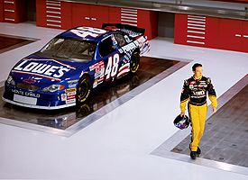 Jimmie Johnson - 2002