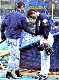 Ichiro and Matsui