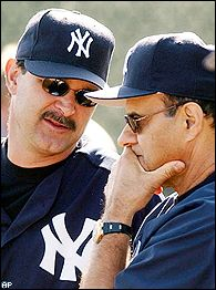 Don Mattingly and Joe Torre
