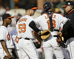Orioles mound conference
