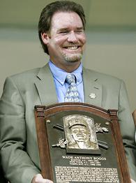 Wade Boggs Hall Of Fame