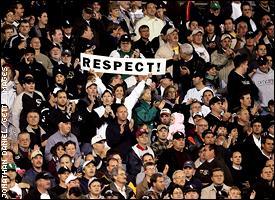 White Sox respect