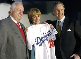 McCourts and Lasorda