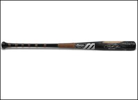Pete Rose's bat