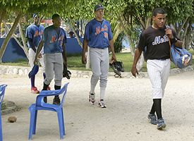 Mets players