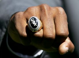 Kenny Williams World Series Ring