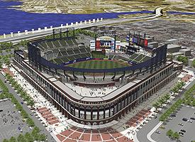 New Mets' stadium