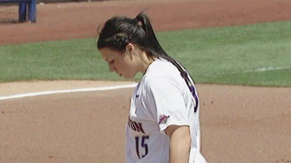 Women's College World Series: Florida Gators beat Arizona ...