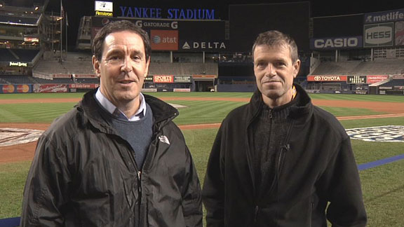 cliff lee world series. World Series Video Blog: Game