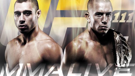 MMA Live March 25 2010  UFC On Versus Recap UFC 111 Preview