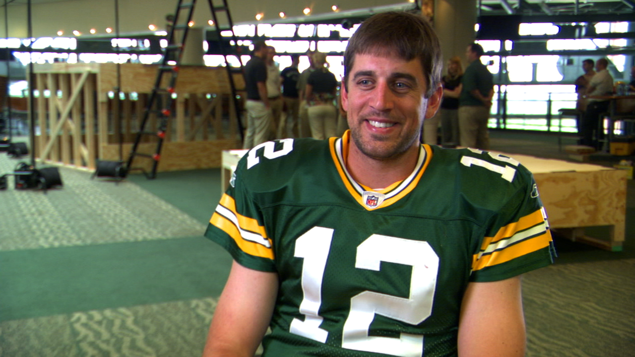 AARON RODGERS has silenced all of his critics ... and he's only ...
