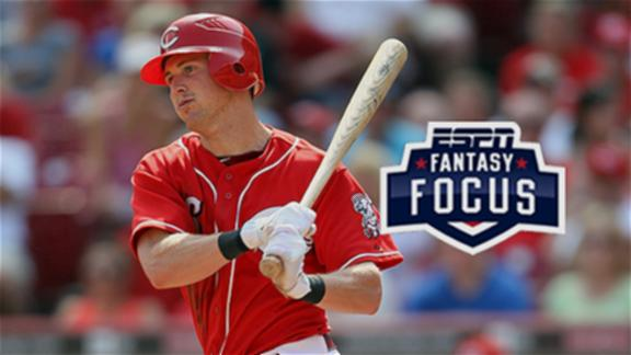 Reds Fantasy Preview