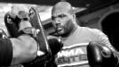 Rampage Jackson promete terminar con Matt Hamill en UFC 130.