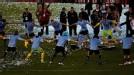 Ciro Procuna y Rafael Puente analizan la victoria del cuadro celeste en Argentina 2011.