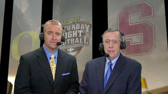 football on saturday college football commentators