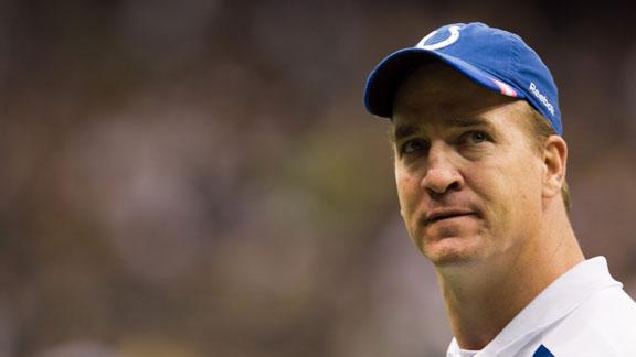 Is Peyton Manning Gay? Online poll