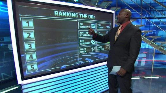 Video - Wild Card QB Ranks