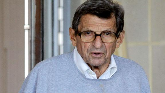 video. On Saturday, The Washington Post published Joe Paterno's first ...
