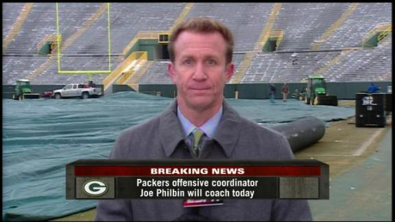 2012 NFL playoffs -- Green Bay Packers confirm JOE PHILBIN will ...