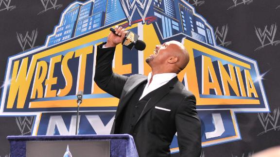 Video - Finally, The Rock Has Come Back to NYC