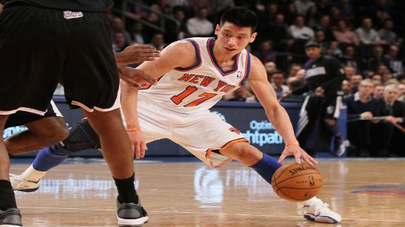 Video - Lin: 'You Can Fall as Fast as You Rise'