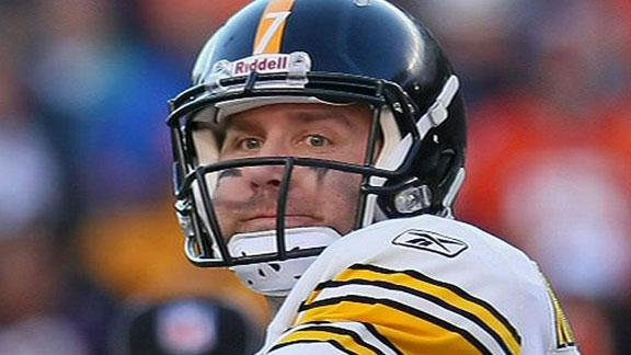 Video - Ben Roethlisberger Restructures Contract