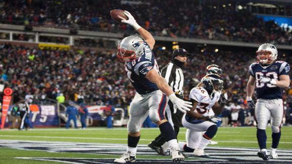 Gronkowski defends post-Super Bowl dancing