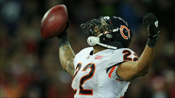 Video - Bears Ready to Talk With Forte