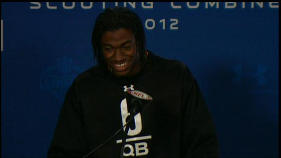 RG3 addresses concerns over height
