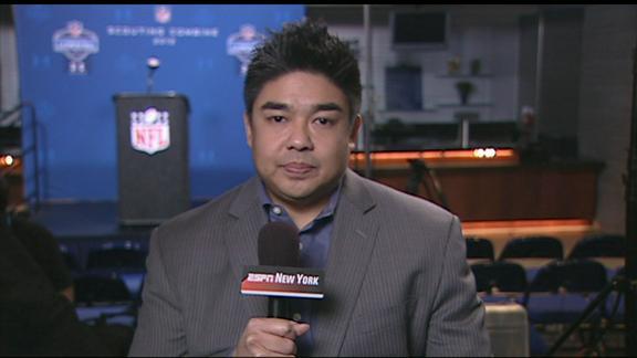 Video - Giants Offseason: Going Under the Knife