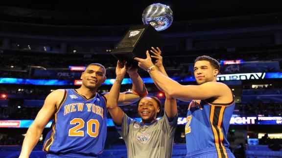 Video - Knicks Shoot To Win