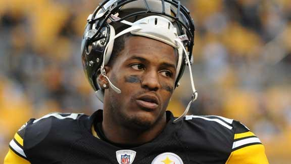Steelers won't use franchise tag on Mike Wallace