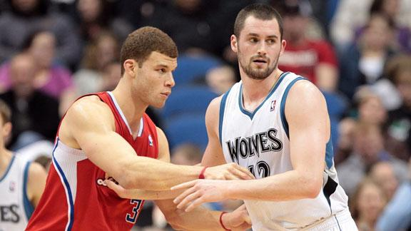 Video - Better Long-Term: Blake Griffin Or Kevin Love